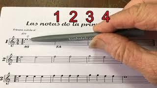 El Curso de Guitarra por Solfeo de MOYATAKOTKA - vídeo nº 1