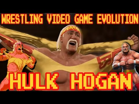 Evolution of HULK HOGAN (1985 - 2015)