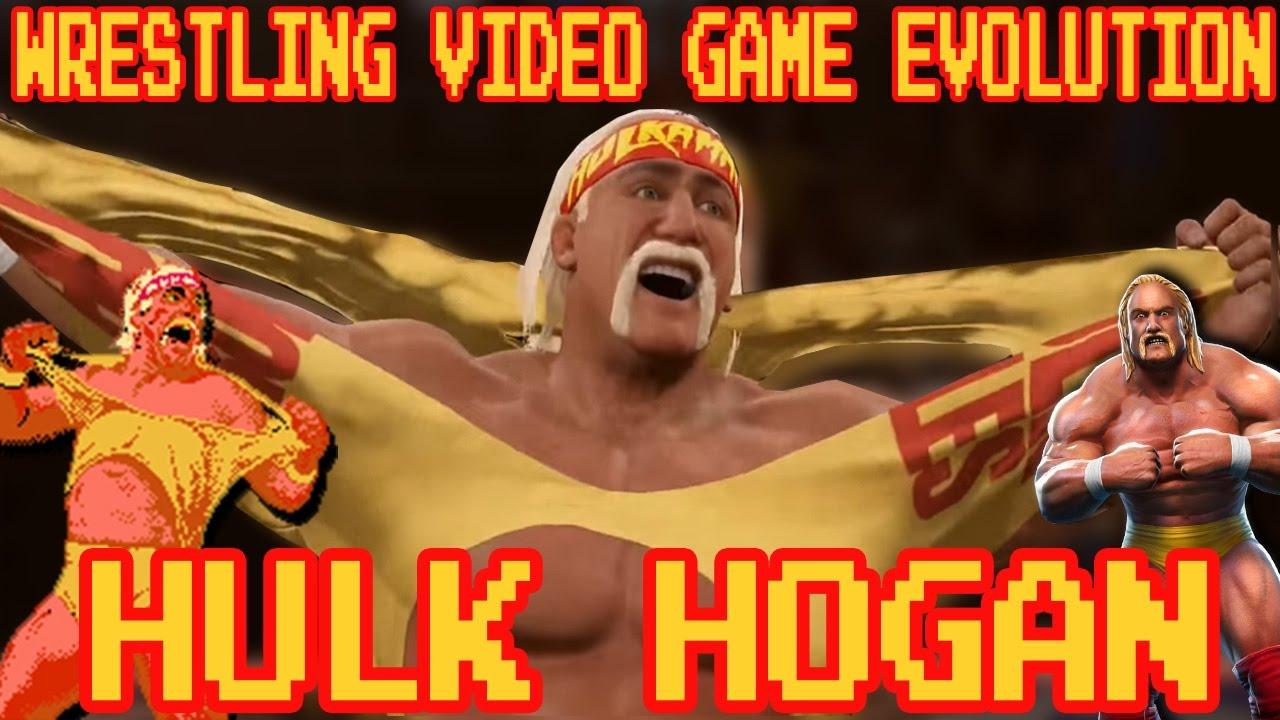 Hulk Hogan Wrestling Video