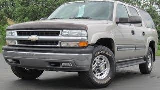 2005 Chevy Suburban 2500 LS 4x4 9Passenger, 6.0L VORTEC, 94k miles, SOLD!!!