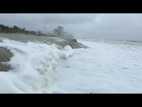 A sense of relief on Grand Strand after Tropical Storm Florence