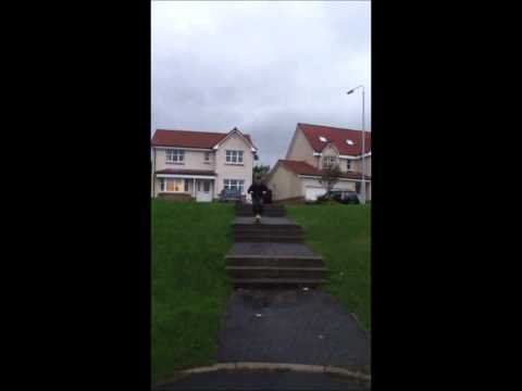 Scooter sesh with Scott Thomson and Craig Aitchison