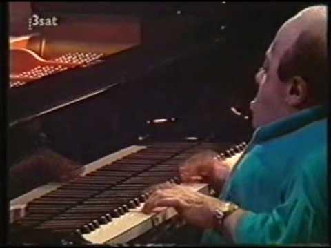 C Jam Blues- MICHEL PETRUCCIANI 1993 Stuttgartlive