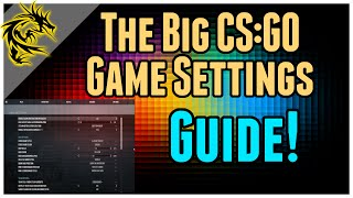 The CS:GO settings you NEED to Get Right! (Pun NOT Intended!)