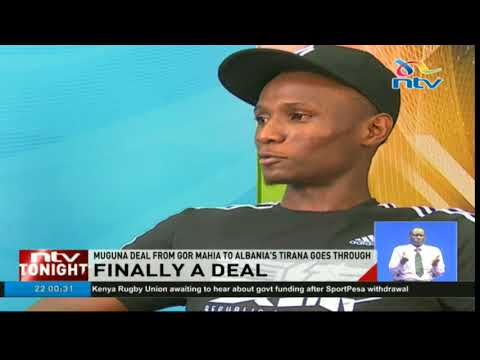 KPL's Kenneth Muguna to move from Gor Mahia to Albania's Tirana