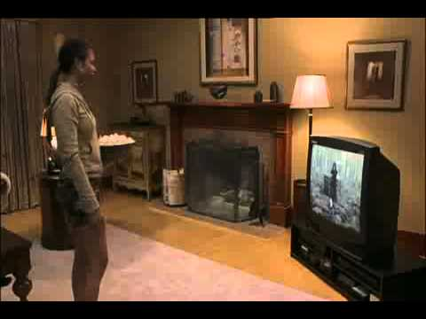 scary movie 3 brenda vs the ring lol