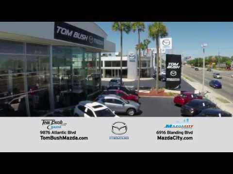 Tom Bush Mazda >> We Have Moved Tom Bush Mazda Jacksonville Fl Youtube