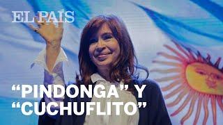 "KIRCHNER: La campaña de ""Pindonga"" y ""Cuchuflito"" | Argentina"