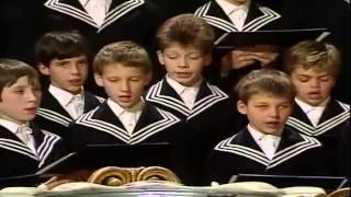 Thomanerchor Leipzig - Tochter Zion freue dich 1989
