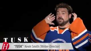Kevin Smith on TUSK response, hiding his Walrus, Michael Parks