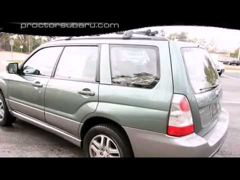 2006 subaru forester 2 5x l l bean edition youtube. Black Bedroom Furniture Sets. Home Design Ideas