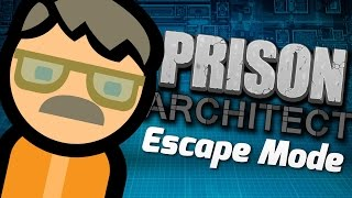 SHOTGUN RAMPAGE - Prison Architect Escape Mode