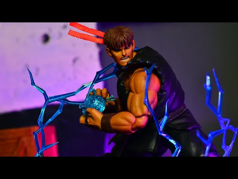 Storm Collectibles ULTRA Street Fighter II: The Final Challengers Evil Ryu Review