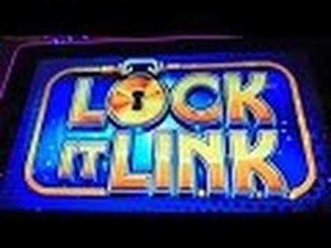 BIG WIN! LOCK IT LINK SLOT MACHINE BONUS