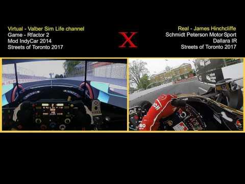 Virtual X Real - Formula Indy 2017 - Toronto