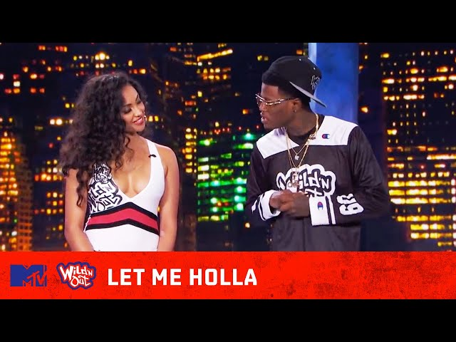 Chico Bean & Karlous Miller Spit Their Best Game 😂 w/ DJ Self & Damaris Lewis | Wild 'N Out | MTV