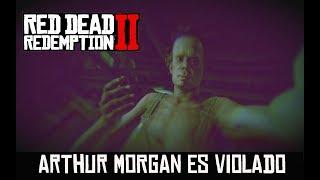RED DEAD REDEMPTION 2 -ARTHUR MORGAN ES VIOLADO-