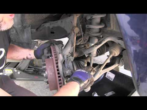 Toyota 4runner Cv Axle Drive Shaft Replacement Youtube