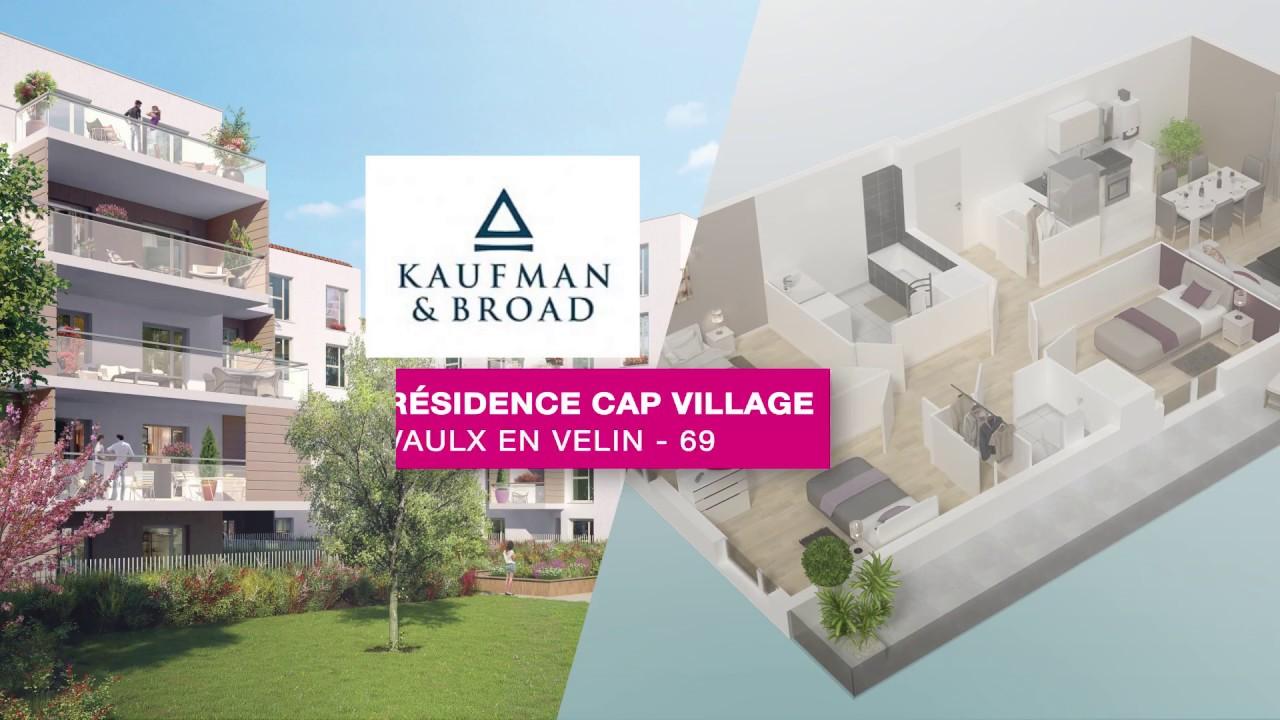 Vaulx En Velin 69 Cap Village