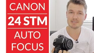Canon 24mm Pancake STM Lens Video Test (Autofocus) // Chris Winter(Subscribe to win 1 of (2) Canon 24mm STM Pancake Lenses! ✅ More videos on this lens (Filmed on the Canon 70d and the t5i: Canon 24mm STM Full Review: ..., 2014-12-04T10:07:29.000Z)