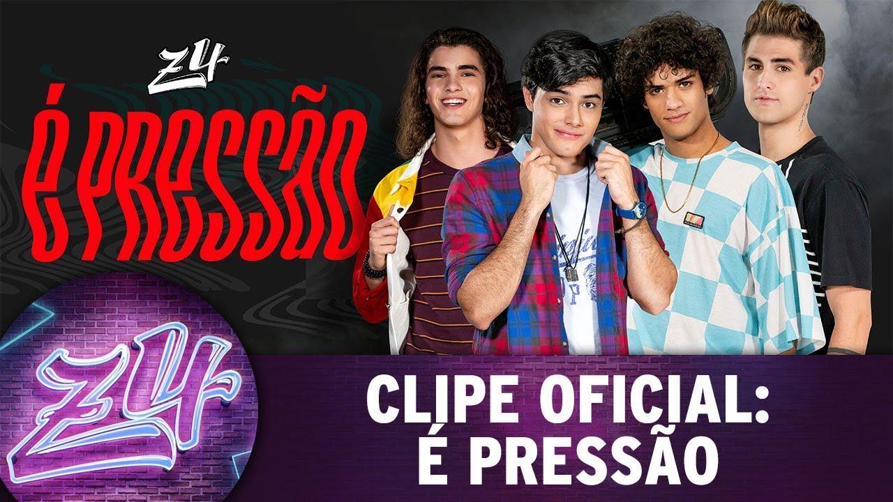 CLIPE É PRESSÃO | Z4