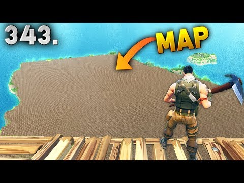 MAP COVERED BY PLATFORMS..?! Fortnite Daily Best Moments Ep.343 Fortnite Battle Royale Funny Moments