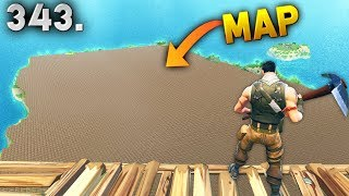 MAP COVERED BY PLATFORMS Fortnite Daily Best Moments Ep343 Fortnite Battle Royale Funny Moments