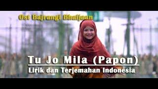 Download Ost Bajrangi Bhaijaan - Tu Jo Mila (lirik dan terjemahan)