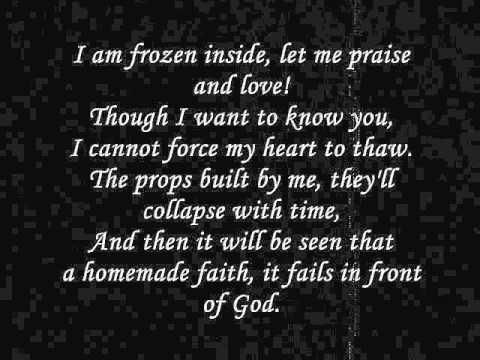 Frozen Inside-HB