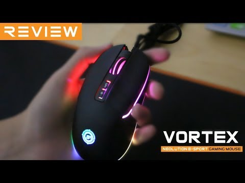 Review Vortex Gaming Mouse