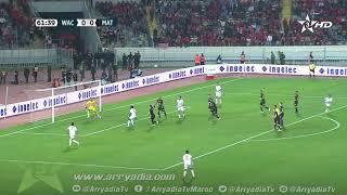 الوداد الرياضي1-0 المغرب التطواني هدف كازادي كاسونغو في الدقيقة 62.   #البطولة_الإحترافية|الجولة11|