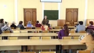 видео Кафедра иностранных языков и общей лингвистики
