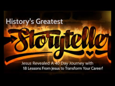 727.  Day 1: Jesus Revealed A 40 Day Journey