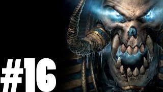 Прохождение Warcraft III: Reign of Chaos # 16 [Пылающий Легион!!!]