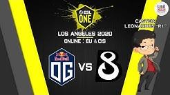 OG vs B8 (BO3) | ESL One Los Angeles 2020 - Online: EU & CIS [Dota2]