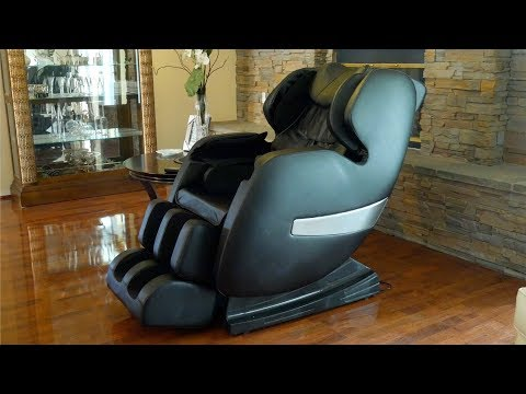 Ootori Asuka A600 Full Body Massage Chair Review! S-Track Zero Gravity