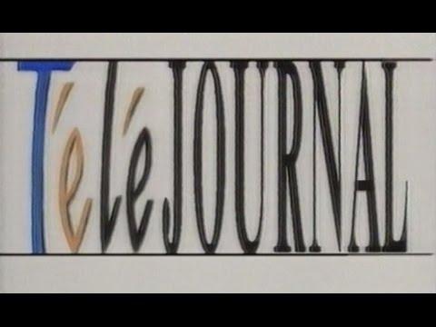 TSR - Générique du Téléjournal Suisse (1992)