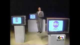 WNDU NewsCenter 16 - ABC/FOX Affiliation Switch (10/18/1995)