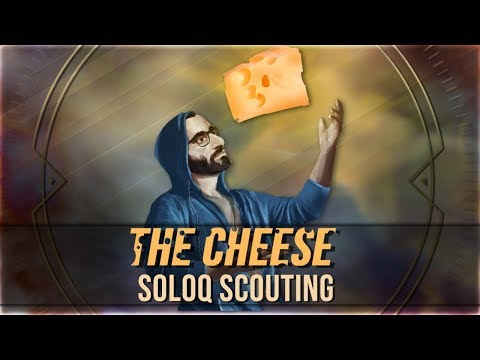 The Cheese: Solo Q Scouting! Folge 1 [League of Legends] [Deutsch / German]