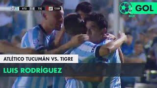Luis Rodríguez (3-0) Atlético Tucumán vs Tigre | Fecha 5 - Superliga Argentina 2018/2019