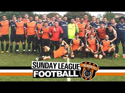 Sunday League Football - BRAGGING RIGHTS