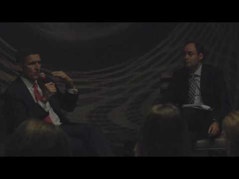 Director of the Defense Intelligence Agency General Michael Flynn on Iran