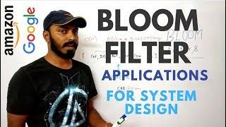 Bloom filter for System Design | Bloom filter applications | learn bloom filter easily