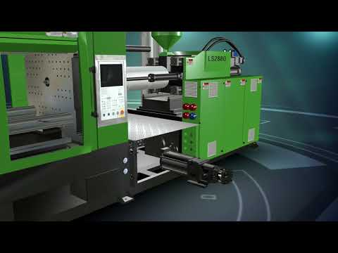 LISONG—High speed injection molding machine