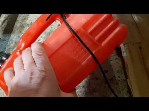 Бак для топлива своими руками