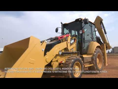 5 ROCK SOLID REASONS TO BUY A CAT® 426F2