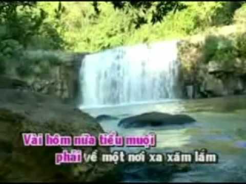 Karaoke Mua Thu Tren Bach Ma Son (feat voi GMV)