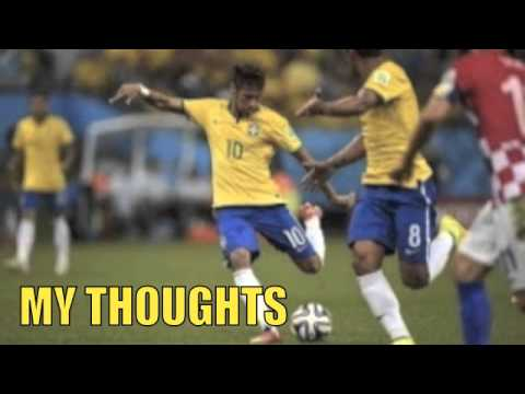 Brazil vs Croatia 3-1 All Goals And Full Highlights - World Cup Brazil - HD 12/06/2014 Thoughts