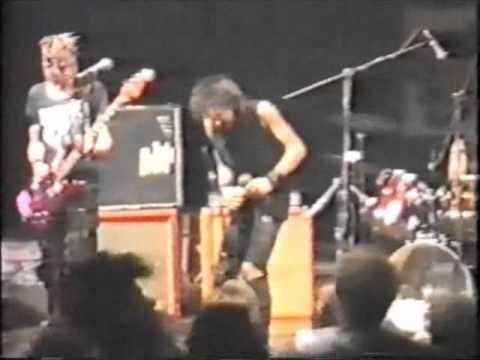 DOOM - live video Birmingham 1988