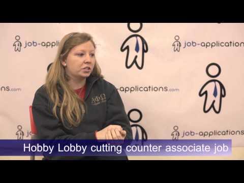 Hobby Lobby Application Jobs Careers Online